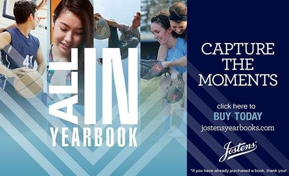 Yearbook Discounted Pricing Ends November 4th! Thumbnail Image