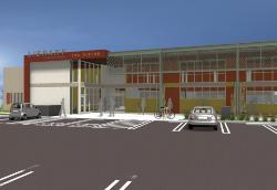 New Los Angeles County Library Architect Plans Brings Los Nietos Library to Life on September 4, 2015