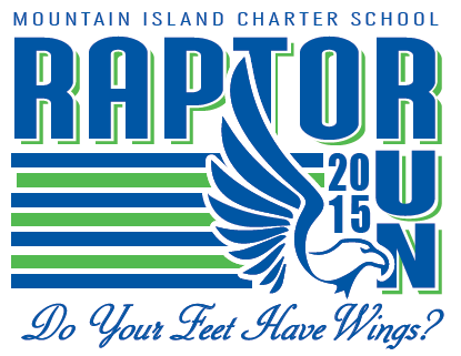 Raptor Run  - Monday, September 28