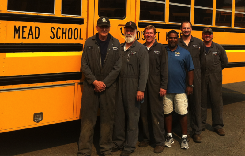 Mead School District Mechanics Exceed State Standards