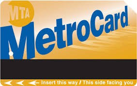 MetroCards!