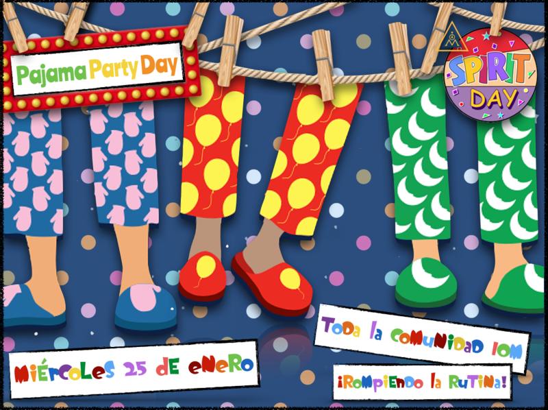 Pajama Party Day! Thumbnail Image