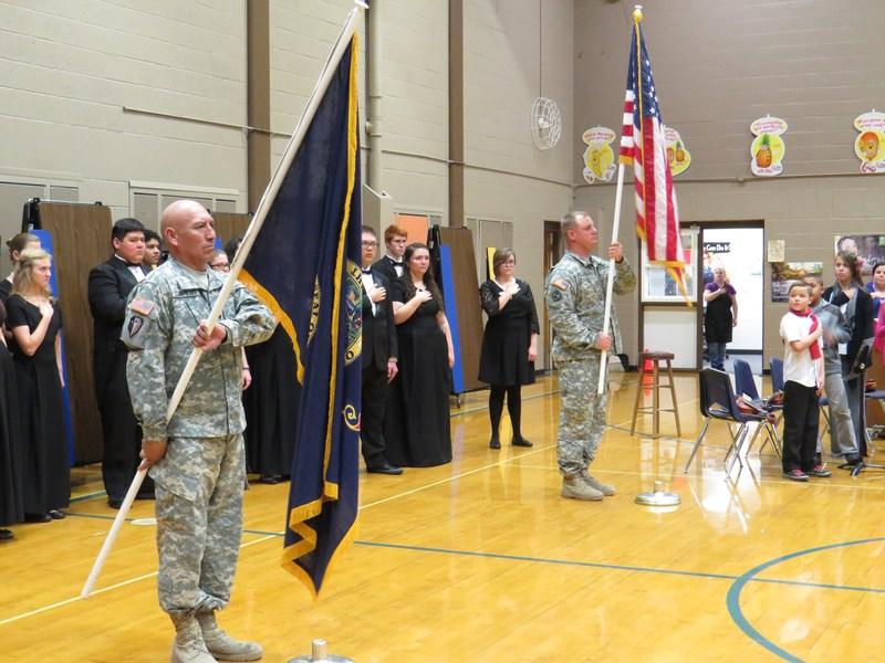Wilson Honors American's Veterans Thumbnail Image