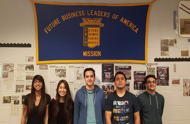 MHS FBLA students advance to state competitions