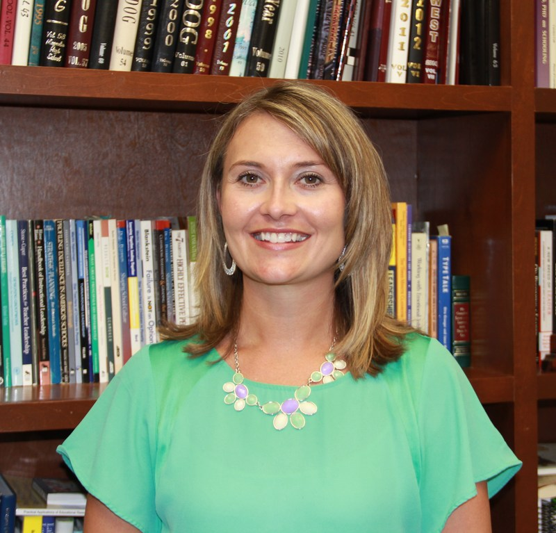 Kelly Jones Named Principal for Williams Elementary