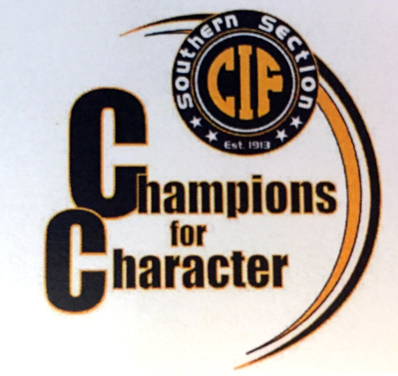 Hemet High School Awarded Champions for Character