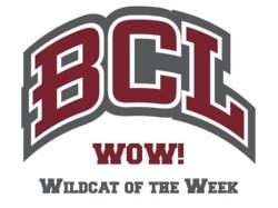 WOW! Wildcat of the Week