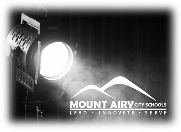 Mount Airy High School Spotlight Message