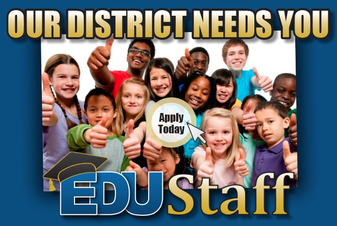 Our District Needs You! Thumbnail Image