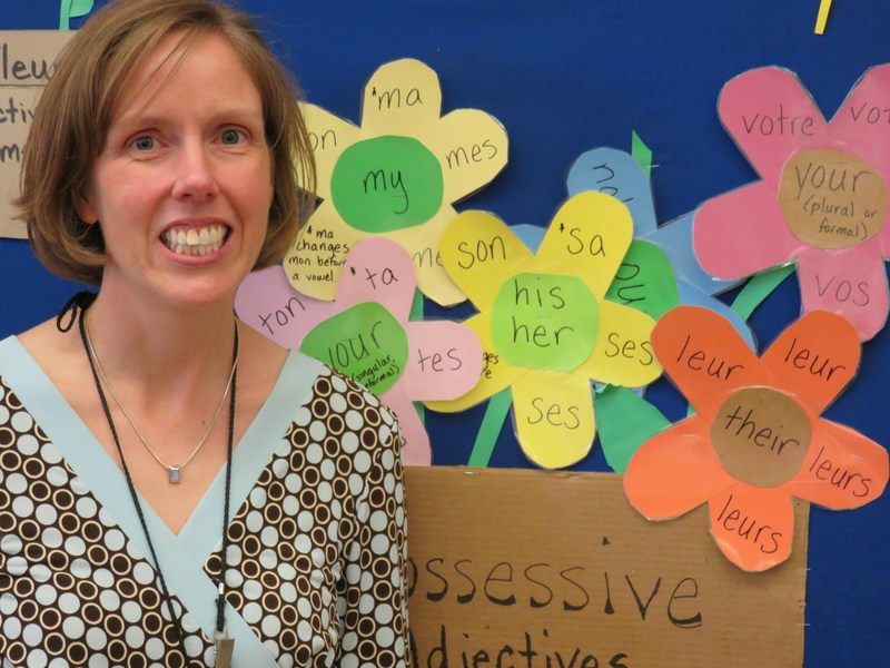 McCoy Named Educator of the Year