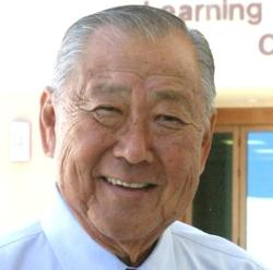 Hon. Walter Kirimitsu reflects on his years at Saint Louis