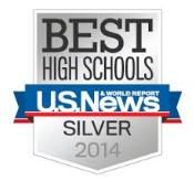 U.S. NEWS AND WORLD REPORT SILVER AWARD