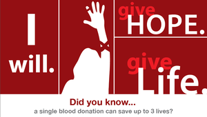 Hemet Unified is Hosting a Blood Drive