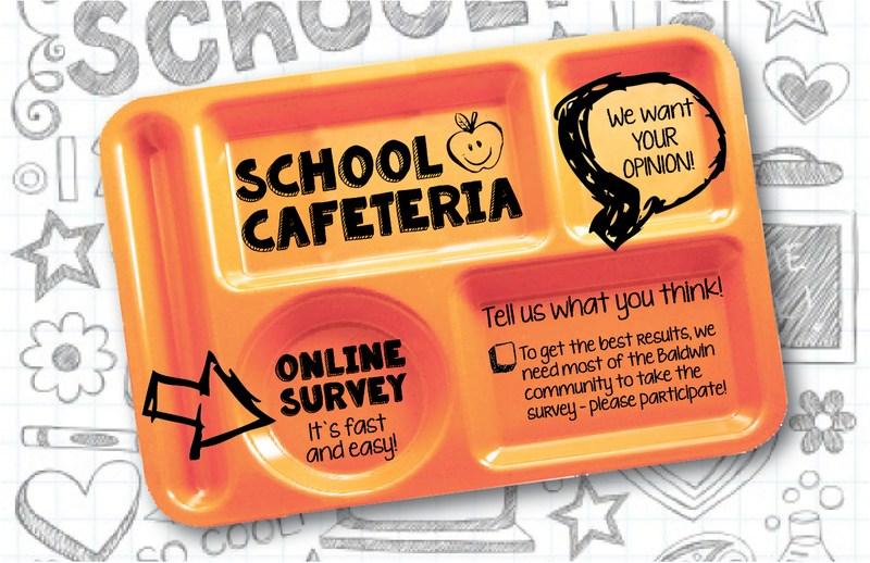 School Cafeteria Survey