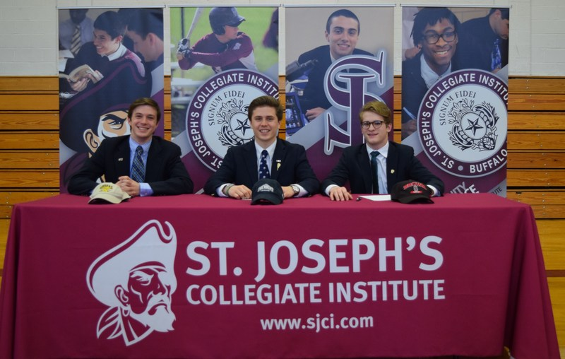 Several Seniors Sign National Letters of Intent