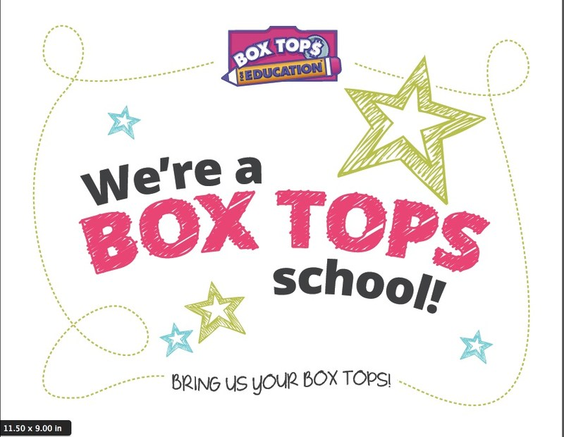 Looking for Box Tops!