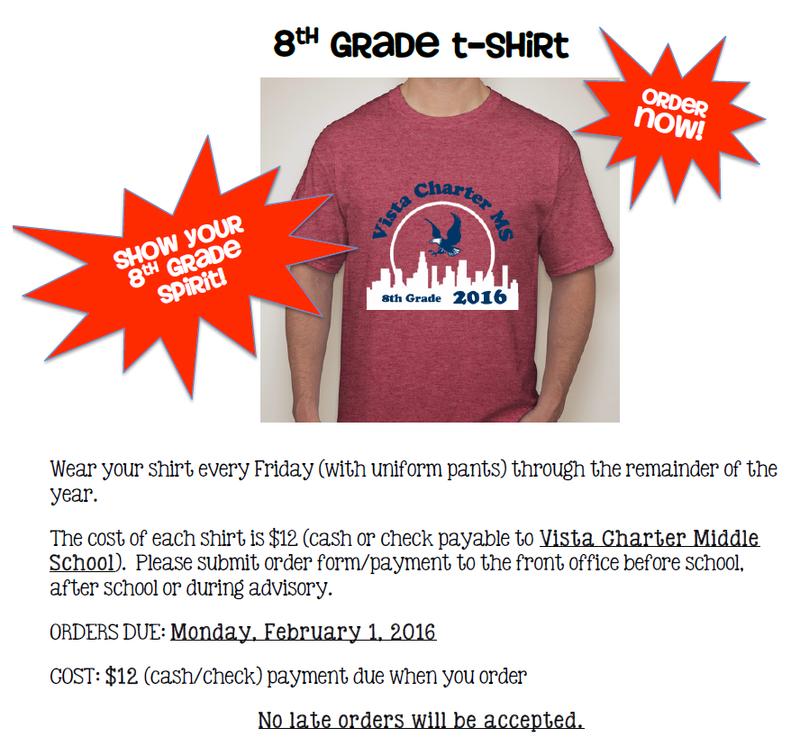 8th grade T-Shirt