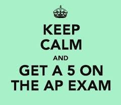ADVANCED PLACEMENT TESTS NOW ON SALE!