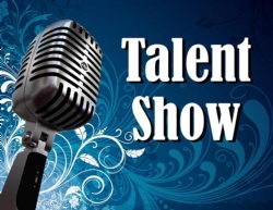May 27: Talent Show