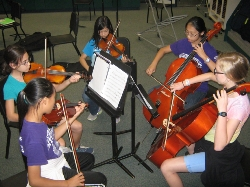Orchestra Students Set New Records