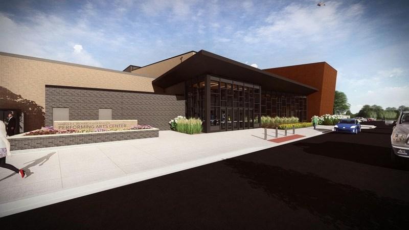 New Performing Arts Center at Richards Thumbnail Image
