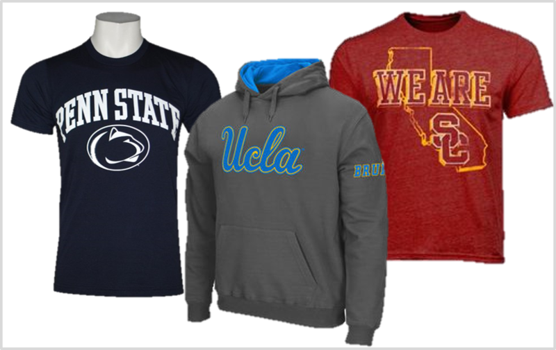 College Sweatshirts and T-Shirts Allowed on Fridays Thumbnail Image