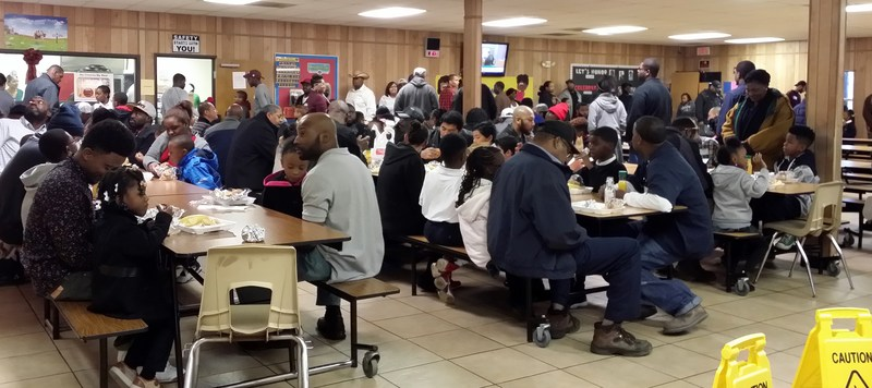 """Big turnout for """"Breakfast with Dad"""" event"""