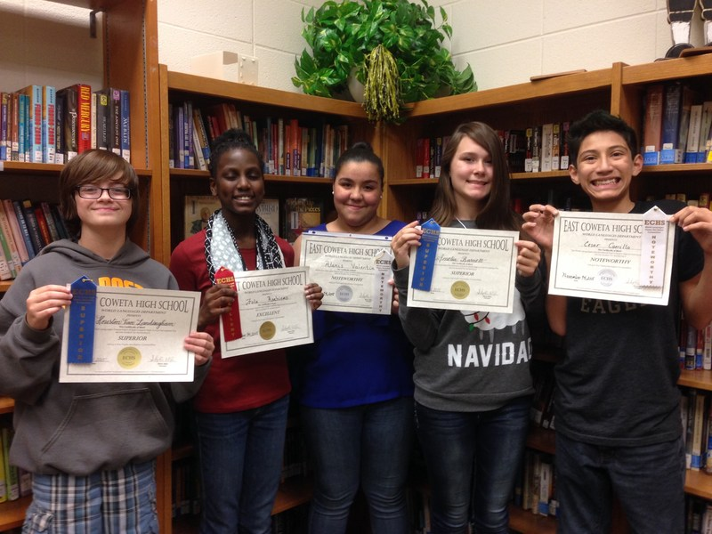 VMS French Students Compete in the World Languages Poetry Recitation Competition