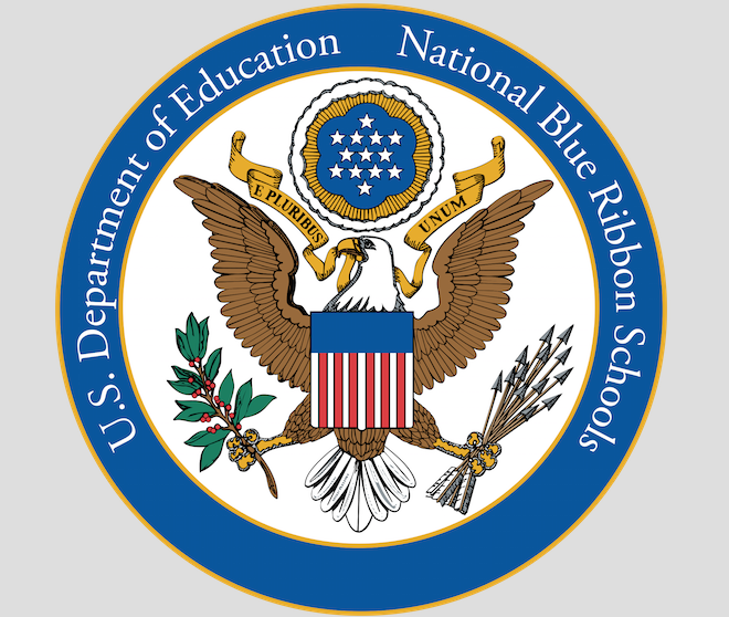 Valentine School Earns National Blue Ribbon