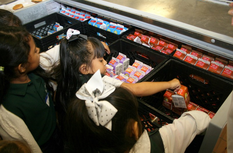 Media Release for Free and Reduced-Price Meals