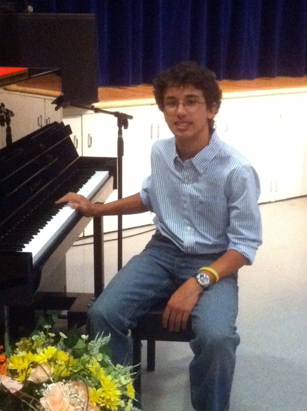 Hart High Student Composes Music for L.A. Philharmonic