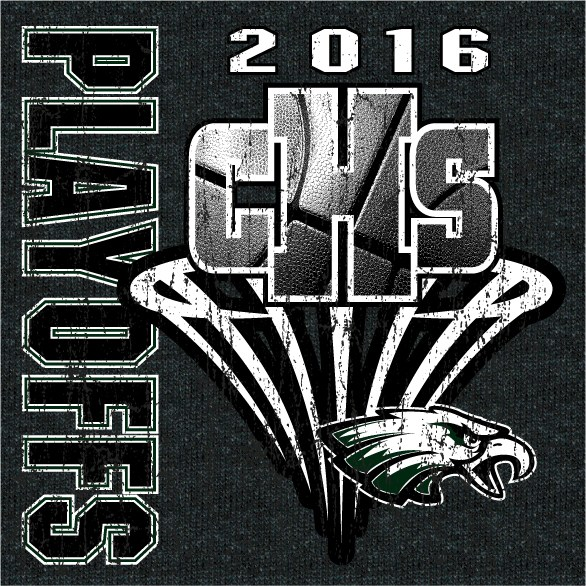 2016 EAGLETTES BASKETBALL PLAYOFF T-SHIRTS ARE ON SALE