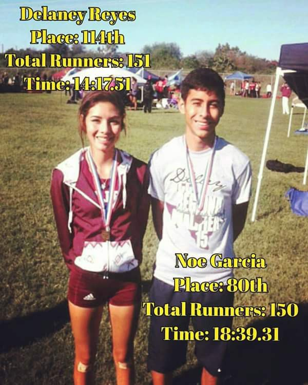 CC state meet results!