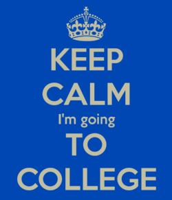 CONGRATULATIONS CLASS OF 2015 ON A 96% COLLEGE ADMISSIONS RATE!!