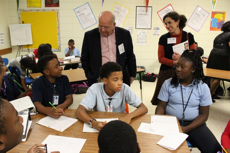 Lancaster ISD Hosts School District Trustees from Across the State