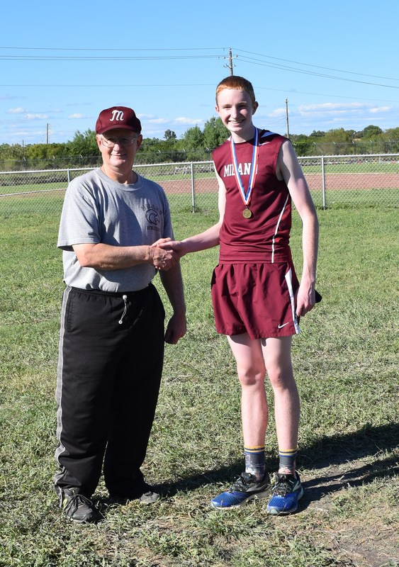 State Cross Country Qualifier