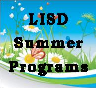 Lancaster ISD Summer Programs