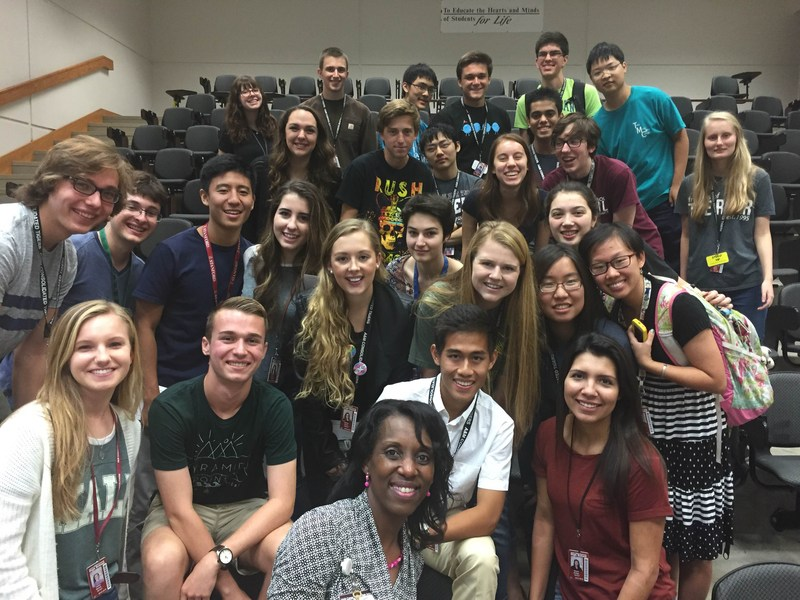 AMCHS has 33 students honored by National Merit Scholarship Program
