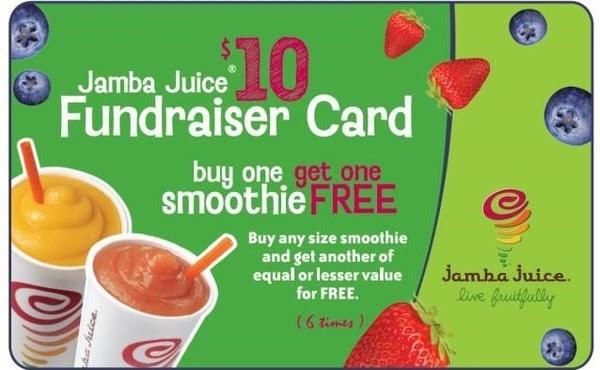 AVHSC/Jamba Juice Fundraiser Thumbnail Image