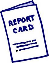 Report Cards...Oct. 9