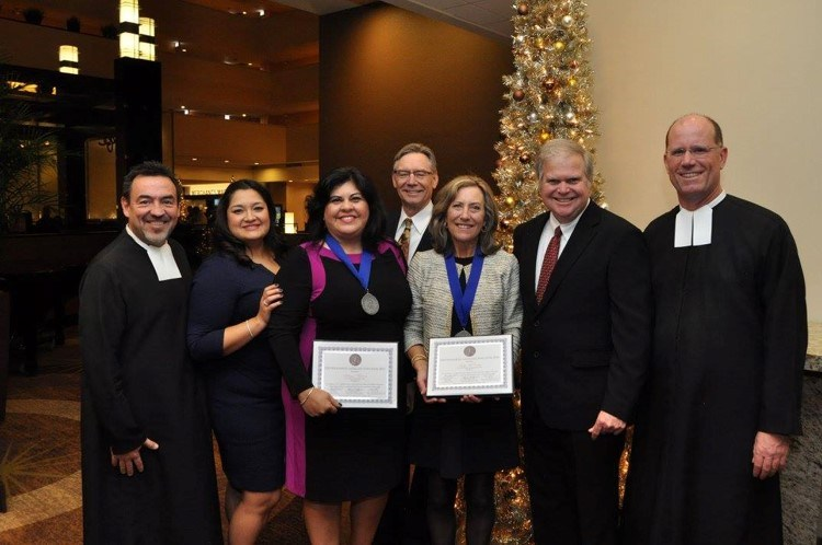 Ms. Sulema Modesto awarded DISTINGUISHED LASALLIAN EDUCATOR of the YEAR