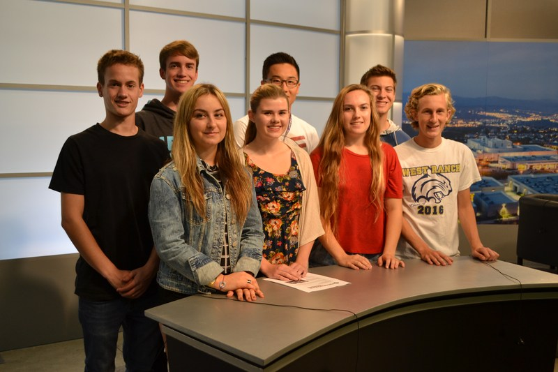 West Ranch TV to be Featured on PBS NewsHour