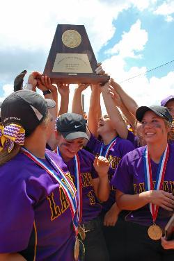 Lady Leps Softball Win State Title