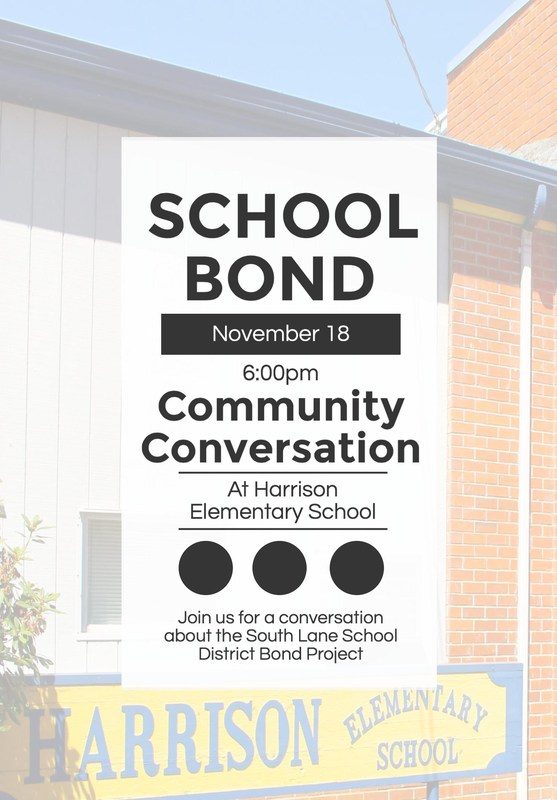 Community Conversation on SLSD Bond Projects