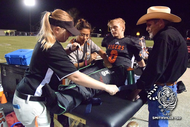 Real Life Experience Gained through Athletic Training Program Thumbnail Image