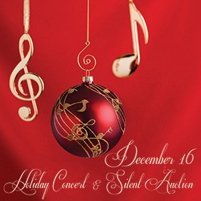 e3 Civic High Holiday Concert and Silent Auction