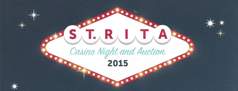 Reserve your table or tickets today! 2015 Casino Night and Auction is coming up SOON!