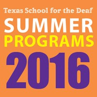 Summer Programs 2016 - SAVE THE DATE!!!