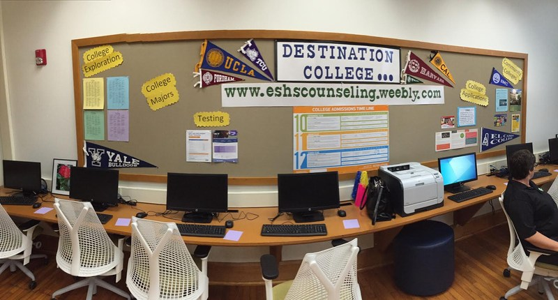 College and Career Center Opens at El Segundo High School