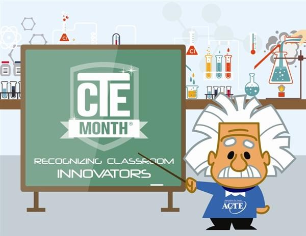 National Career Technology Education Month